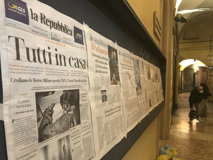 Italien in Zeiten des Corona-Virus