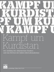 Schrift Kurdistan
