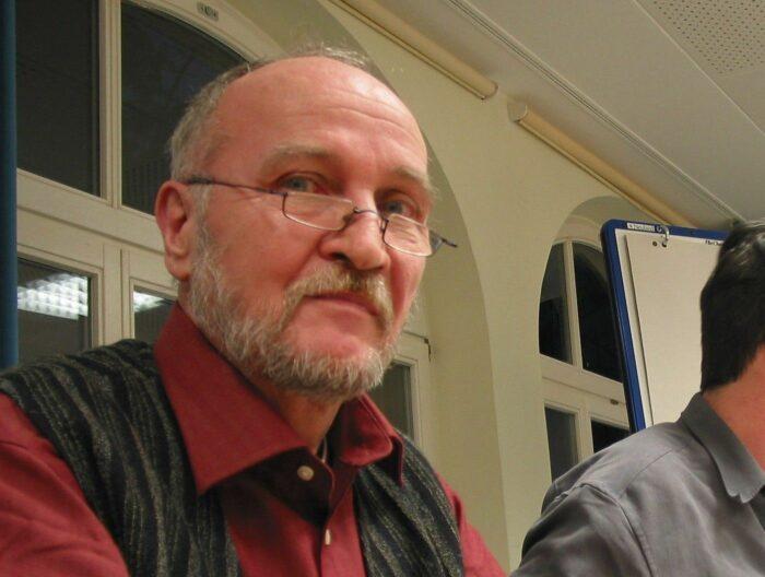 Der Sprachwissenschaftler Siegfried Jäger